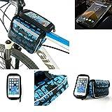 Fahrrad Rahmentasche für Blackview BV 5000,