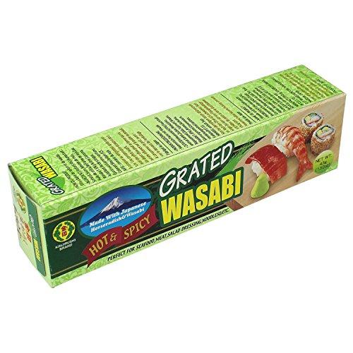 Wasabi Paste in der Tube - Original aus Japan - Perfekt für das Würzen von Sushi, 45g