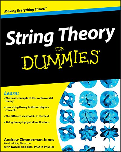 String Theory For Dummies por Andrew Zimmerman Jones