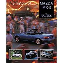 The History of Mazda MX-5  1989-2005