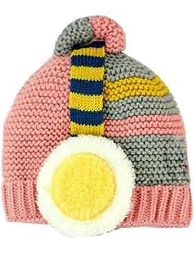 Versión Coreana Del Sombrero Del Bebé Otoño E Invierno Más El Terciopelo