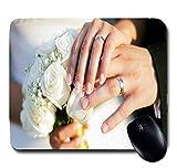 Awwsme Both Couple Wearing Wedding Ring ...