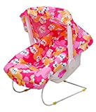 BABA JI ENTERPRISES Nithya Kids Carry Cot & Bouncer - 10 in 1 Use