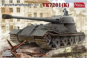 Amusing Hobby 35A007: VK7201(K) - Carrito de Combate (Escala 1:35)