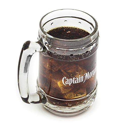 captain-morgan-limited-edition-retro-embossed-tankard-drinking-mug-jar-glass-present-boxed-party