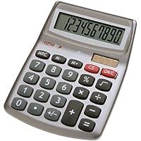 Genie 540 10 - Calcolatrice da tavolo a 10 cifre, design classico, dettagli di alta qualità, argento - Confronta prezzi