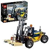 LEGO Technic 42079 - Schwerlast-Gabelstapler (592 Teile)