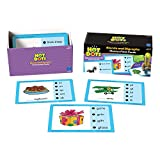 Learning Resources Set 4 Blends and Digraphs - Hot Dots Flash Cards