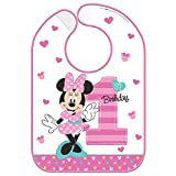 "Minnie Mouse ""Fun to be One"" Bib"