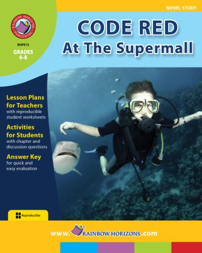 Study Guide - Code Red at the Supermall (English Edition)