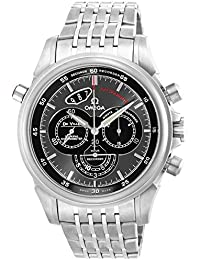 Omega 422.10.44.51.06.001 - Reloj , correa de acero inoxidable
