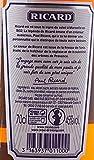 Ricard Provence Pastis de Marseille 70 cl - Pack 6 Verres + une Carafe