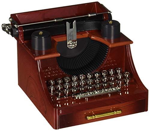 Schreibmaschine Kunststoff Spieluhr, für Elise