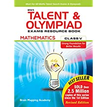 BMA's Talent & Olympiad Exams Resource Book for Class - 5 (Maths)