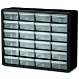 Best Akro-Mils Home Organizers - Akro-Mils 10124 24 Drawer Plastic Parts Storage Hardware Review