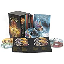 The Chronicles of Narnia 7-Book and Audio Box Set