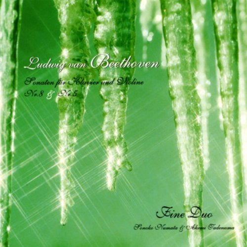 Sonate fur Klavier und Violine Nr.8 op.30-3 G-dur I Allegro assai