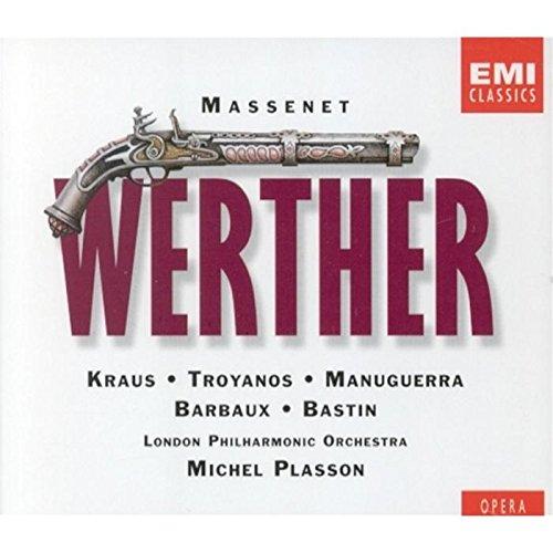 Massenet: Werther (Gesamtaufnahme) (franz.) (Aufnahme London 1979)