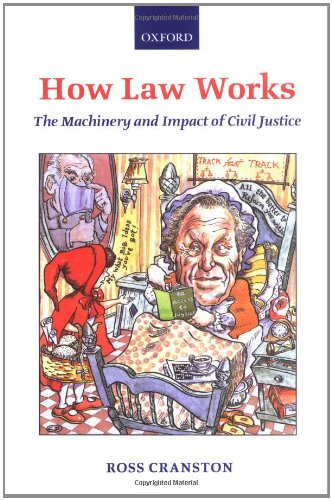 How Law Works: The Machinery and Impact of Civil Justice