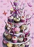 Schmidt-Spiele 58776 - Sugar Sweet: Pink - Puzzle 1.000 Teile