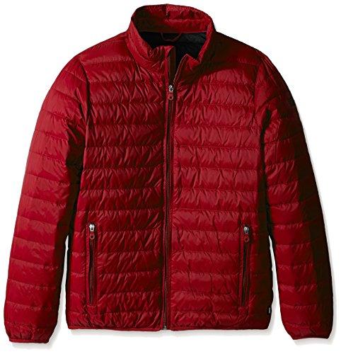 Armani Jeans Herren Jacke Rot