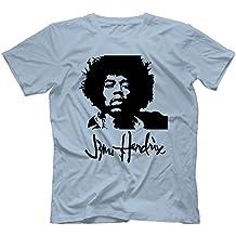 Jimi Hendrix Autograph T-Shirt in 13 Farben