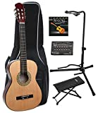 Classic Cantabile AS-851 Guitare de Concert 3/4 SET