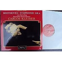 Symphonie Nr.4 - Live Recording (Carlos Kleiber)