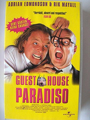 Preisvergleich Produktbild Guest House Paradiso [VHS]