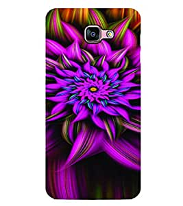 PrintVisa Back Cover for Samsung Galaxy A9 (2016) (Multi-coloured)