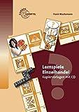 Lernspiele Einzelhandel: Kopiervorlagen mit CD