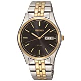 Best Seiko Of 2 Tones - Gents/Mens Two Tone Stainless Steel Seiko Solar Watch Review