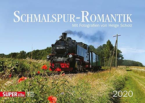 Schmalspur-Romantik 2020: Mit Fotografien von Helge Scholz
