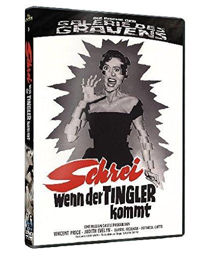 Schrei, wenn der Tingler kommt - Die Rache der Galerie des Grauens 3  (+ DVD) [Blu-ray] - Lincoln-puppe