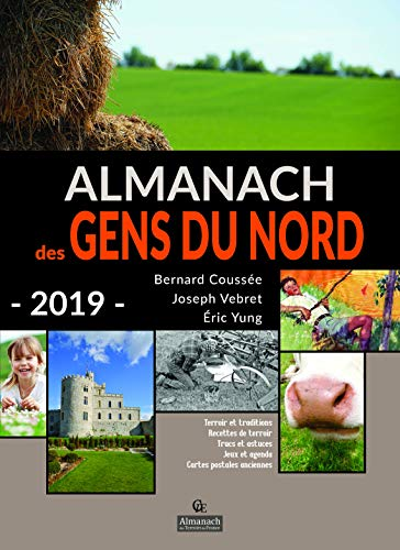 Almanach 2019 Gens du Nord par Bernard Coussee