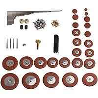 BQLZR DIY Altsaxophon Repair Tool Kit Wartung Teile Schrauben + 25 st¨¹cke Sax Pads + Decke Spalte Typ C
