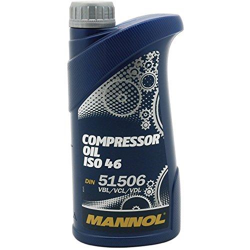 l ISO 46 Industrieöl Kompressor Öl 1L MN2901-1 ()
