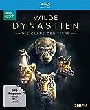 WILDE DYNASTIEN - Die Clans der Tiere [Blu-ray]