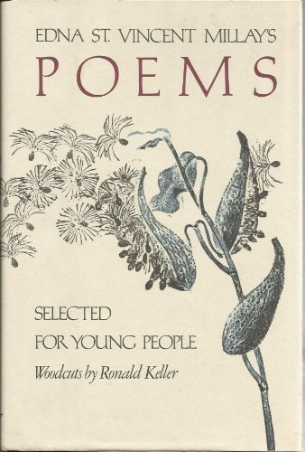 Edna st Vincent Millays: Poems Selected for Young People by Edna St. Vincent Millay (1979-10-01)