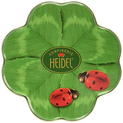 Heidel Schmuckdose Viel Glück, 9er Pack (9 x 54 g)
