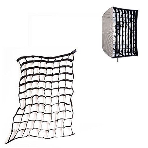 phot-r-22-x-90-cm-universal-rectangular-fabric-honeycomb-soft-egg-crate-grid-for-square-studio-softb
