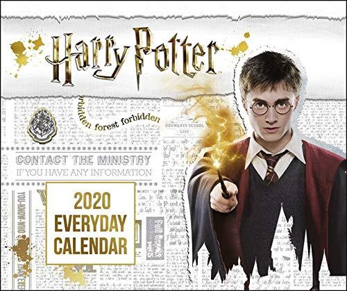 Harry Potter Tagesabreißkalender Kalender 2020 -