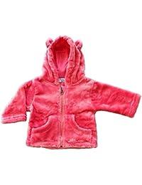 Abrigo bebe - pink - de Prematuro a 3 meses