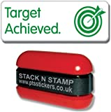 "Primary Teaching Services ""Target Achieved"" School Marking Stamper"