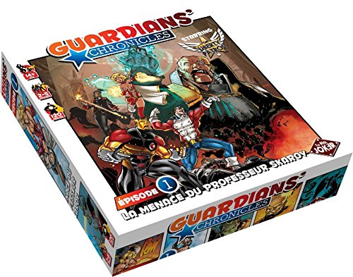 The Red Joker-redj1135-Guardians 'Chronicle-Juego de base-Version Francesa