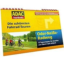 """ADAC TourBooks - Die schönsten Fahrrad-Touren - """"Oder-Neiße - Radweg"""""""