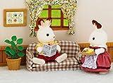 Sylvanian-Families-5013-Padre-conejo-de-chocolate-set