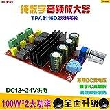 Generic XH - M190 TDA3116D2 High-power Digital Power Amplifier Board TPA3116 Double Channel Amplifier Board 12 To 24 V