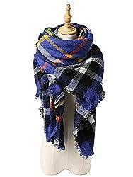 Urban Virgin Large Tartan Fashion Women Scarf Lovely Best Gift Scarf Wrap Shawl