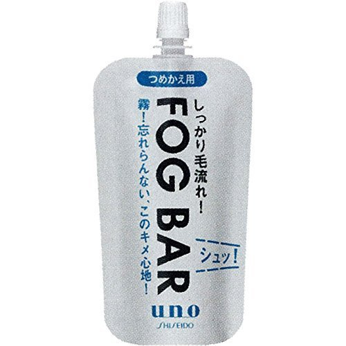 Shiseido UNO Uno Foguba (Refill) 80mL firm design -